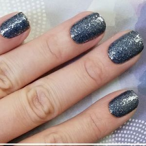 Other - ZERO DRY TIME Glitter Nail Polish Strips